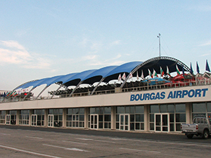 bourgas airport price list